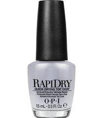 nagellak opi rapidry quick drying top coat 15ml