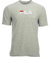 t-shirt korte mouw fila richard velours tee