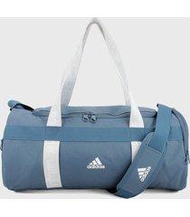 maletín azul-blanco adidas performance 4 athlts