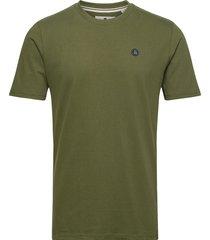 akrod t-shirt - noos t-shirts short-sleeved grön anerkjendt