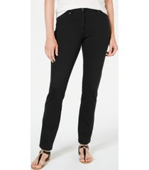 style & co slim pants, created for macy's
