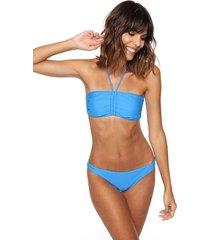 bikini  azul brillantina nápoles