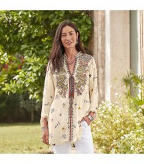bania cupra blouse