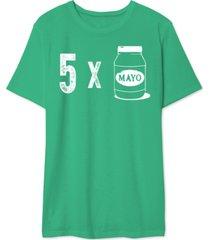cinco de mayo men's graphic t-shirt