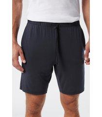 pantalone corto in seta e modal
