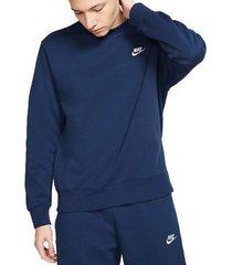 sweater nike sportswear club crew bv2662-410