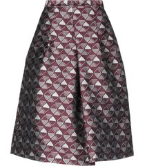 lanacaprina 3/4 length skirts