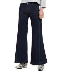 jeans palazzo 01 ana azul five