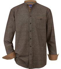overhemd babista bruin