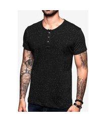 t-shirt hermoso compadre casual preto