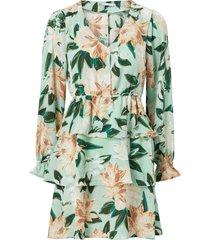 klänning onlalma life poly l/s layer dress