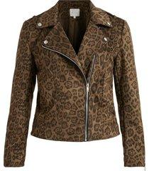faddy leo biker jacket