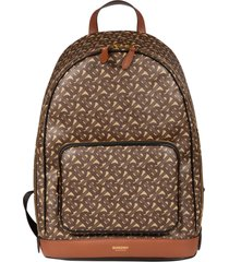 burberry logo motif classic backpack