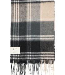 barbour scarf kindar check