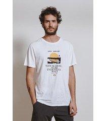 t-shirt anss bali masculina - masculino