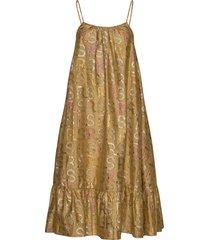 carolin jurk knielengte multi/patroon rabens sal r
