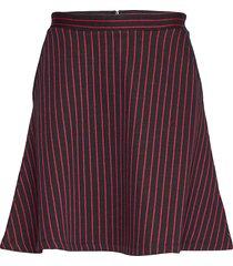 skirts knitted kort kjol svart esprit casual