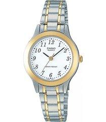 ltp-1128g-7br reloj casio 100% original garantizados