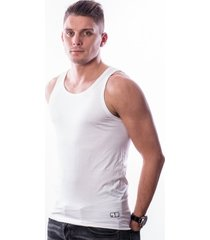 ten cate men basic singlet white (2 pack) (30867)