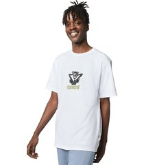 camiseta converse x scooby-doo fashion white