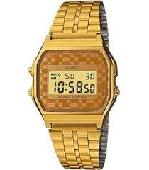 reloj a-159wgea-9a casio dorado