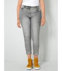 jeans janet & joyce lichtgrijs