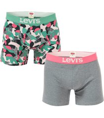 mens basic 2 pack boxer shorts