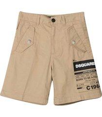 beige shorts teen