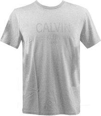 camiseta calvin klein logo 78 masculino - masculino