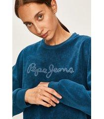 pepe jeans - bluza noelia