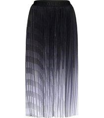 doyle skirt knälång kjol svart guess jeans
