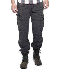 pantalon brahma hombre gris pan0013-gri