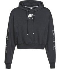 sweater nike w nsw air hoodie flc bb