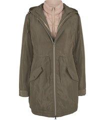 giacca con gilet 3 in 1 (verde) - bpc bonprix collection