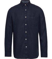 kent collar, long sleeve, pocket skjorta business marc o'polo