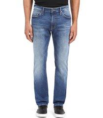 men's mavi jeans zach straight leg jeans, size 40 x 30 - blue