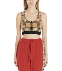 burberry dalby top