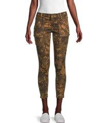 joie women's park skinny pants - lacquer - size 31 (10)