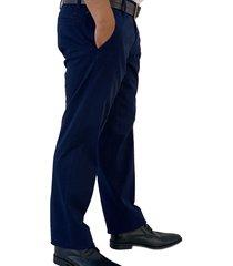 pantalon casual azul dockers smart360 flex 39898-0005