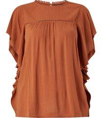 blus yeno s/s blouse