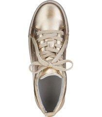 sneakers liva loop guldfärgad