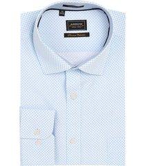 camisa formal blanco print arrow