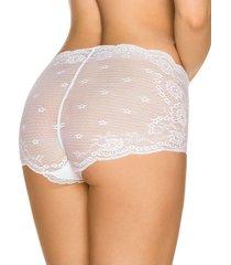 panty clasico blanco leonisa 012897