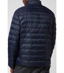 polo ralph lauren men's recycled nylon terra jacket - collection navy - xxl