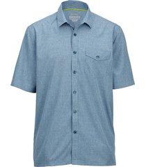overhemd killtec blauw