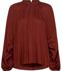 day energy blouse lange mouwen rood day birger et mikkelsen