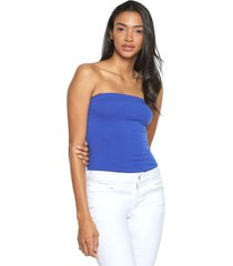 blusa body azul royal ambiance