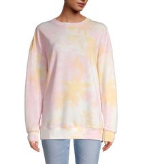 wildfox women's cotton candy sweatshirt - cotton candy - size l
