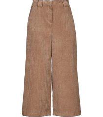 crochè 3/4-length shorts