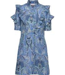 dress dresses party dresses blå see by chloé